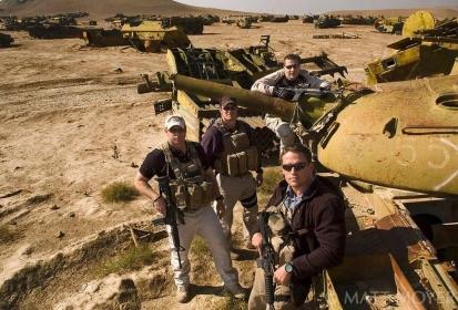Privatne vojne i obavještajne usluge