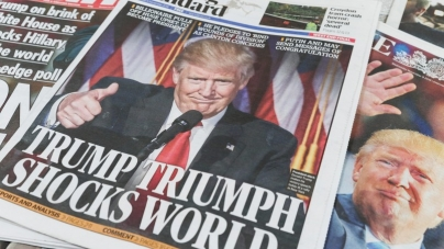 The Rhetoric and Reality of Donald Trump's Foreign Policy