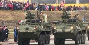 Operation Atlantic Resolve for European freedom