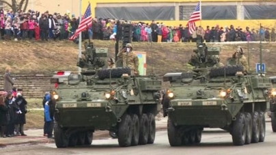 Operation Atlantic Resolve for European freedom