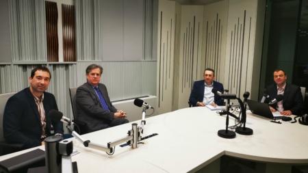 Petar Vušković u emisiji Funkcioniranje javne uprave u Hrvatskoj