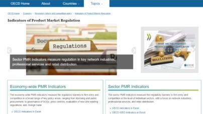 Hrvatska je snizila reguliranost tržišta usluga ispod OECD-EU prosjeka
