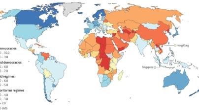 Geopolitika liberalne demokracije i rizici od autoritarnih režima